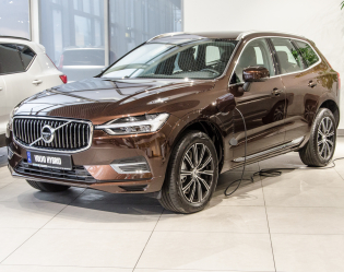Volvo XC60 2.0 T8 Plug-in