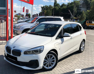 BMW 2 225xe (F45 facelift) Plug-in