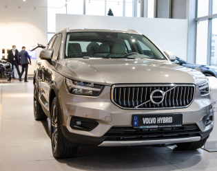 Volvo XC40 1.5 T5 Plug-in