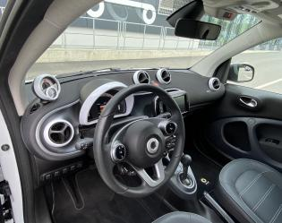 Smart Fortwo 17.6 kWh electric