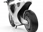 Tesla Model M - concept de motocicletă electrică de la un designer entuziast