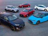 Peste jumătate din vânzările Toyota în anul 2020 au fost automobile hibride