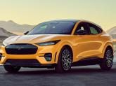 Vânzările în februarie pentru Ford Mustang Mach-E a depășit cifra de 3.700 unități