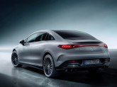 Mercedes-Benz EQE: Sedanul electric de dimensiunile Model S va apărea în primăvara anului 2022