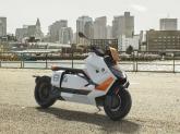 BMW a prezentat un scuter electric futurist remarcabil
