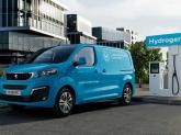 Peugeot prezintă autoutilitare cu hidrogen e-Expert Hydrogen