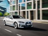 BMW i4 2022: preț de la 56.395 $ și o autonomie până la 485 km