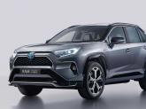 Noul Toyota RAV4 plug-in hybrid de 53.000 € în Marea Britanie
