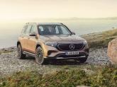 A fost prezentat crossover-ul electric Mercedes EQB