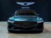 Conceptul auto Genesis X