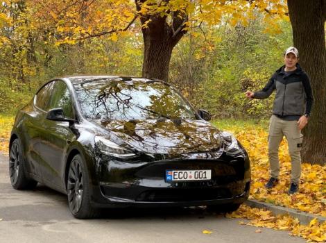 Tesla Model Y Performance - recenzie detaliata