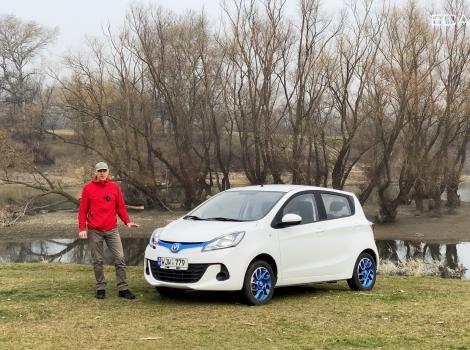 Changan Benni EV360 - chinezul carea a uimit