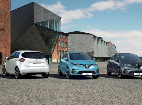 Vânzările Renault de vehicule electrice au atins un nou record