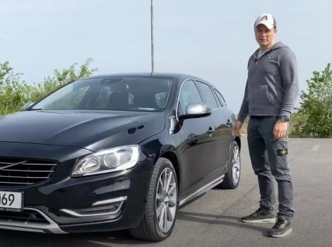 Volvo V60 plug-in hybrid -  ar trebui să cumperi?