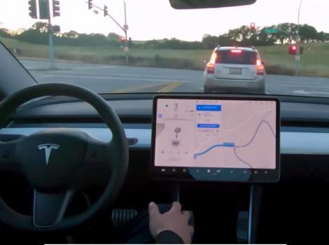 Full-Self-Diving de la Tesla a devenit disponibil pentru o subscripție lunară de 199 USD