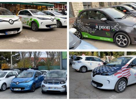 Automobil electric pentru afaceri - este profitabil acest lucru?