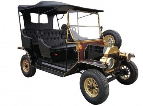 O copie a mașinii electrice Ford Model T se vinde pe Alibaba cu 6.300 $