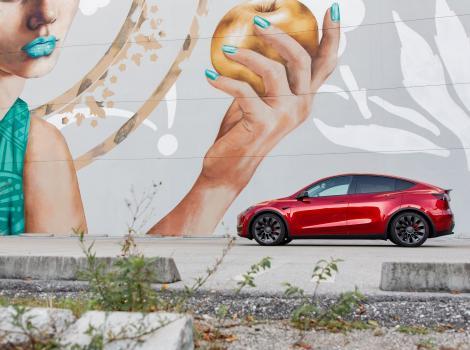 Elon Musk vrea ca fabrica gigantică din Berlin să fie acoperită cu graffiti