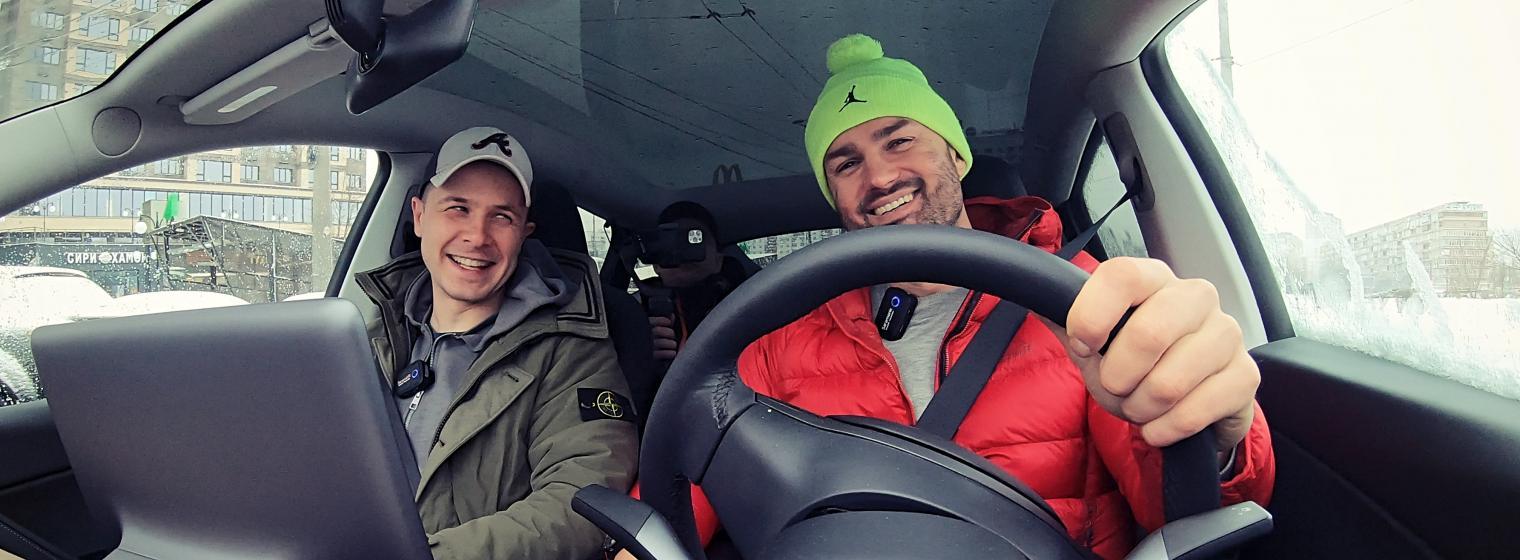 ECARS in ospetie la TSK: interviul cu Bogdan