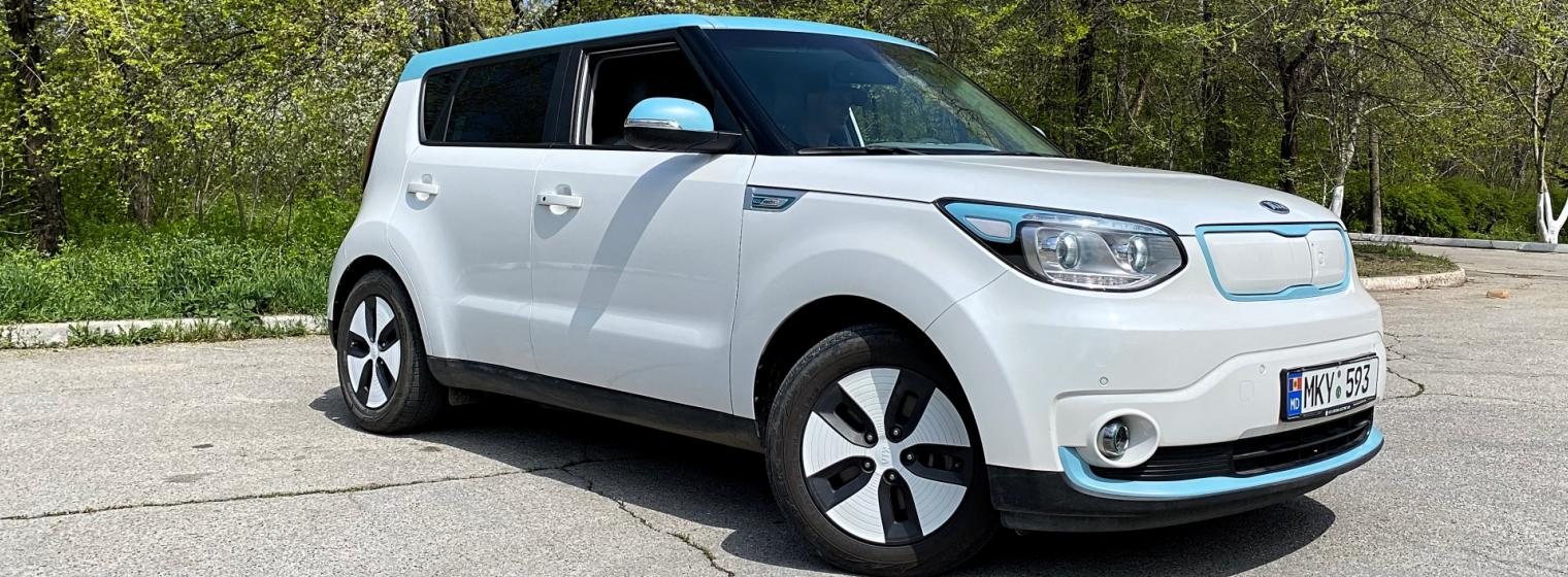 Kia SOUL 30kWh - EV-crossover accesibil
